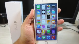 iPhone 6 Plus 32 GB UNBOXING! (Silver)