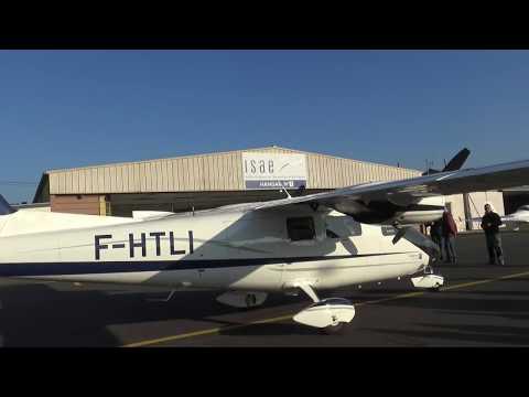 Un nouvel avion à lISAE-SUPAERO pour améliorer la sécurité aérienne