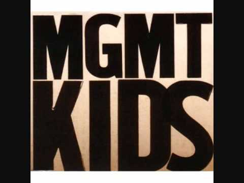 MGMT - Kids Instrumental