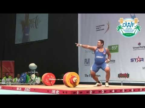 Funny. Best Dancing Weightlifter.