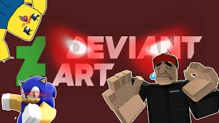 The ROBLOX DeviantArt Experience