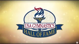 2017 USA Gymnastics Hall of Fame Induction Ceremony
