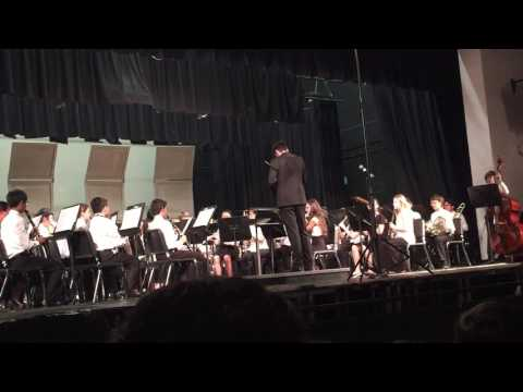 All-County Symphonic Band 2016 - April