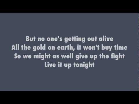 [Lyrics] Ke$ha - Out Alive Mp3