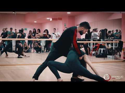 bachata workshop / Marco & Sara style / Perugia 2018 / love dancing