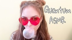ASMR Bubble Gum 💕 Chewing, Crinkling, Tapping, etc.