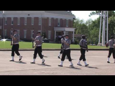 Alumni Weekend White Knights Demo