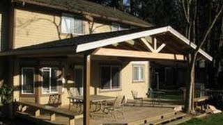 Gambar cover Covered Deck Designs Pictures