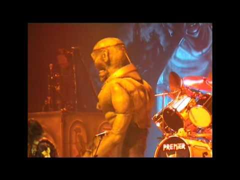 7. Iron Maiden - Futureal + Man On The Edge - 1999