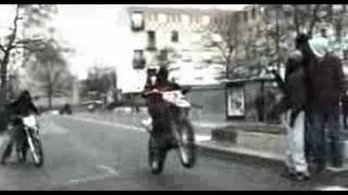 INTOUCHABLE feat Courti Nostra !! (french rap) ghetto 93