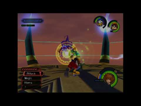 Kingdom Hearts - Part 22: Absolute power corrupts absolutely