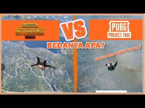 Perbedaan PUBG Project Thai dan PUBG Mobile  Apa ya?