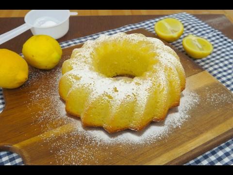 Torta Al Limone 12 Cucchiai Il Dolce Che Si Prepara Senza Bilancia