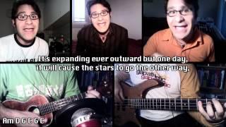 Big Bang Theory Theme (ukulele and bass cover)