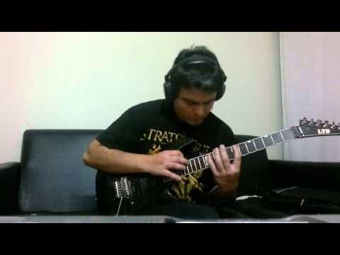 Symphony X - Seven Guitar cover