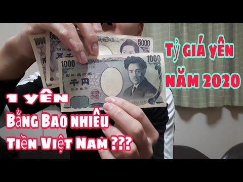 [Vlog2] 1 Yên Nhật Bằng Bao Nhiêu Tiền Việt Nam    Tỷ Giá Tiền Yên Nhật Bản   Foci