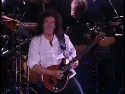 Queen  Paul Rodgers   Bohemian Rhapsody Live at Hyde Park