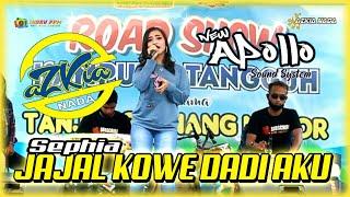 Download Lagu JAJAL KOWE DADI AKU - SEPHIA - AZKIA NADA - NEW APOLLO PRODUCTION mp3