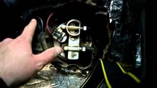 видео запуск инжектора)) -3 двигатель замерз