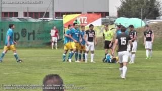 FC ASKÖ Gmünd - SVG Bleiburg 0:1 (0:0), Kärntner-Liga, 4. Spieltag 2013-2014 am 15.08.2013