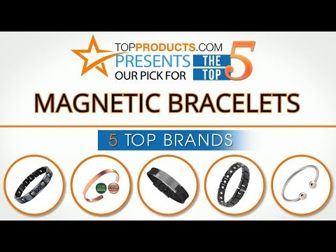 Best Magnetic Bracelet Reviews 2017 How To Choose The