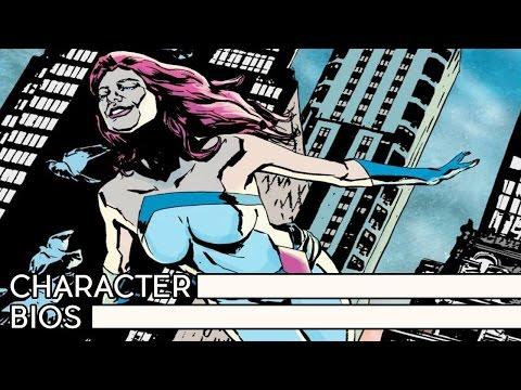 Character Bios: Jessica Jones