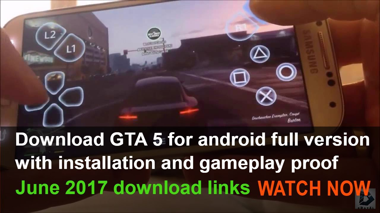 download gta 5 android full version