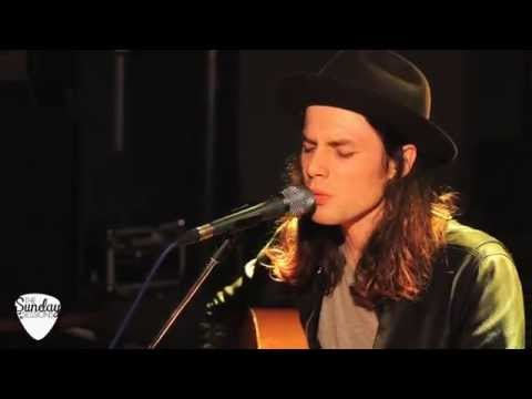 James Bay - If You Ever Want To Be In Love (Live for The Sunday Sessions)