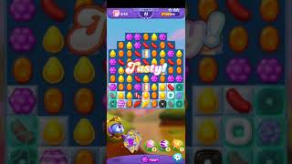 Candy crush level 219 - help with friends saga