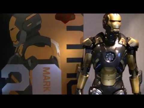 Hot Toys Iron Man 3 Mark 20 Python