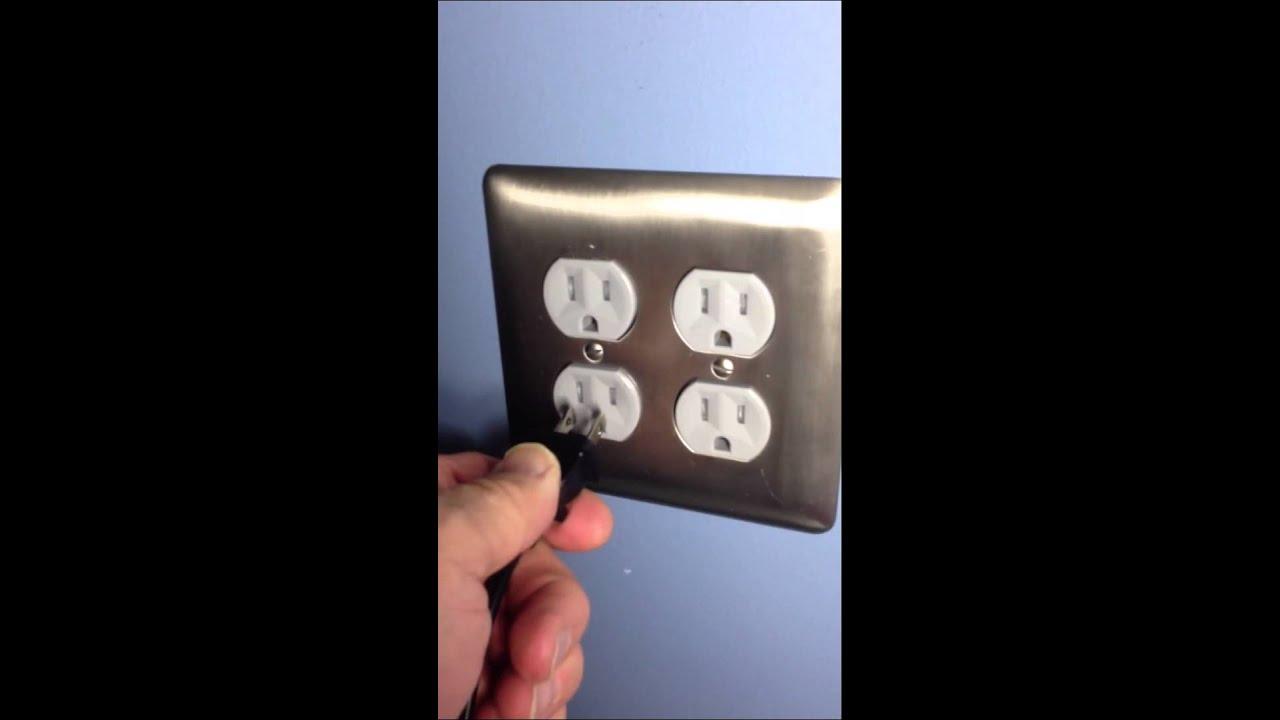 Tr Tamper Resistant Outlets