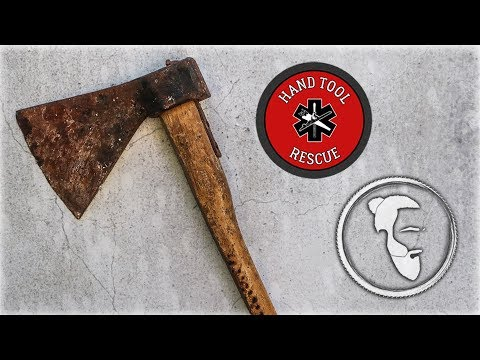 ANGEL Safety Axe - Hand Tool Rescue Collaboration