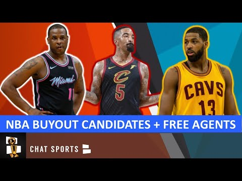 NBA Rumors: Possible Buyout Candidates Including Dion Waiters, Evan Turner & Bismack Biyombo