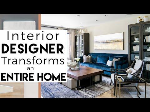 Whole House Makeover | Interior Design Ideas
