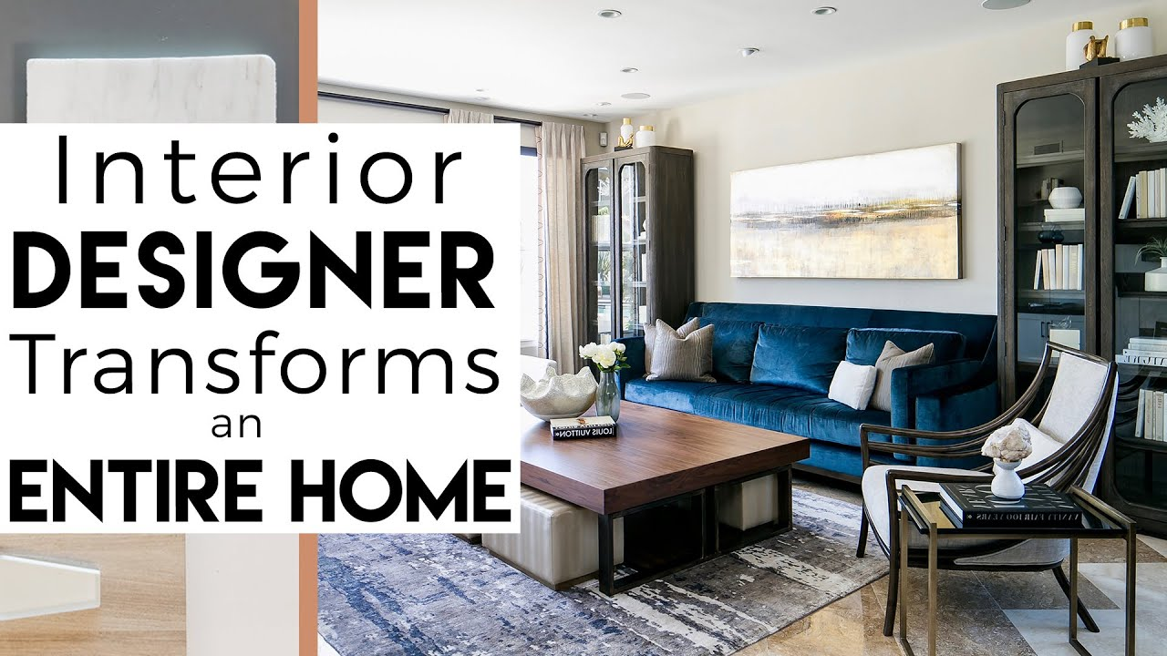 Interior Design Ideas | Whole House Makeover - YouTube