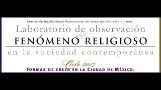 La experiencia religiosa en la Ciudad de México y las fronteras