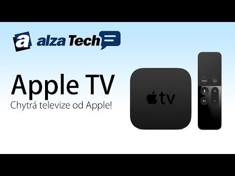 Apple TV 2015: Chytrá televize od Apple! - AlzaTech #267