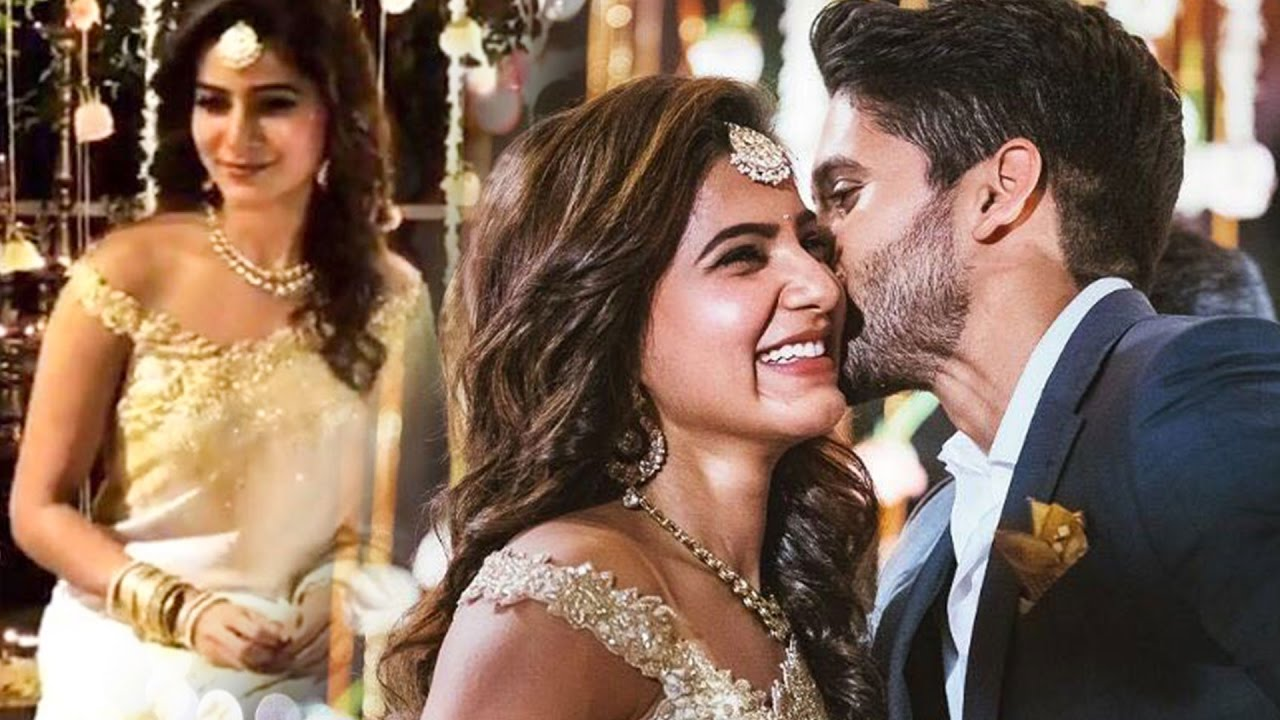 Image result for samantha and naga chaitanya marriage