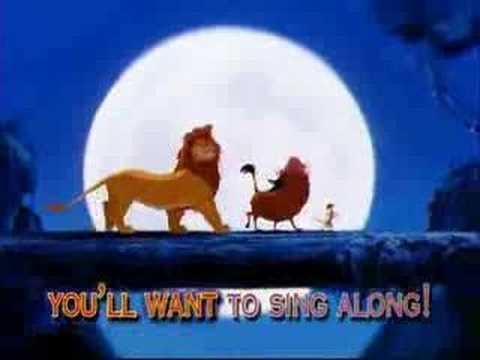 Disney Sing Along Theme