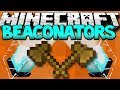 "Minecraft ""BEACONATORS"" Epic Snapshot Minigame (Minecraft Snapshot ""PvP Teams"") w/ Lachlan"