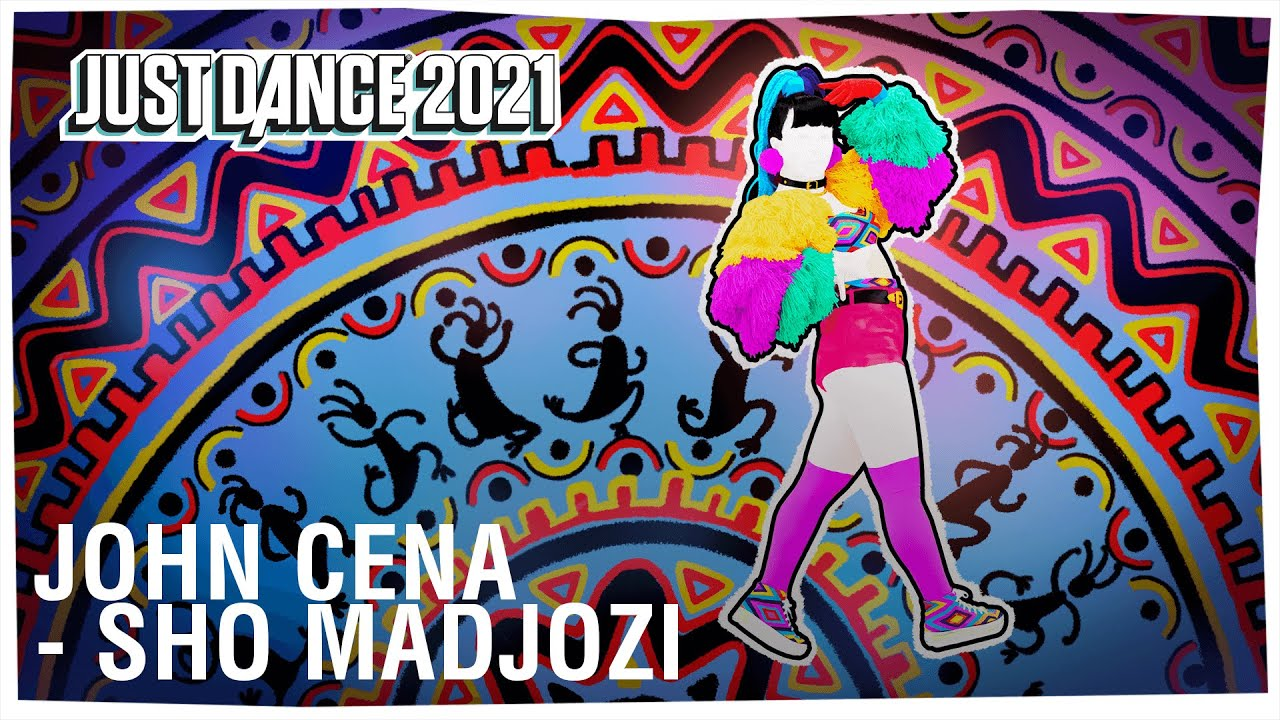 Just Dance Unlimited: John Cena por Sho Madjozi | Ubisoft Brasil
