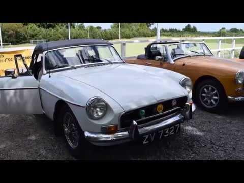 NCBI Classic & Vintage Car Show 28th June 2015
