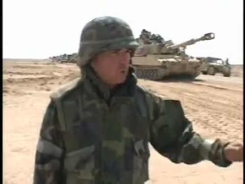 Robert Riggs Embedded Reporter Road March to Baghdad Iraq Invasion 2003