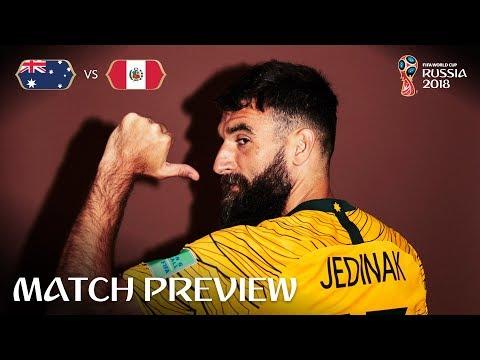 Mile Jedinak (Australia) - Match 38 Preview - 2018 FIFA World Cup™