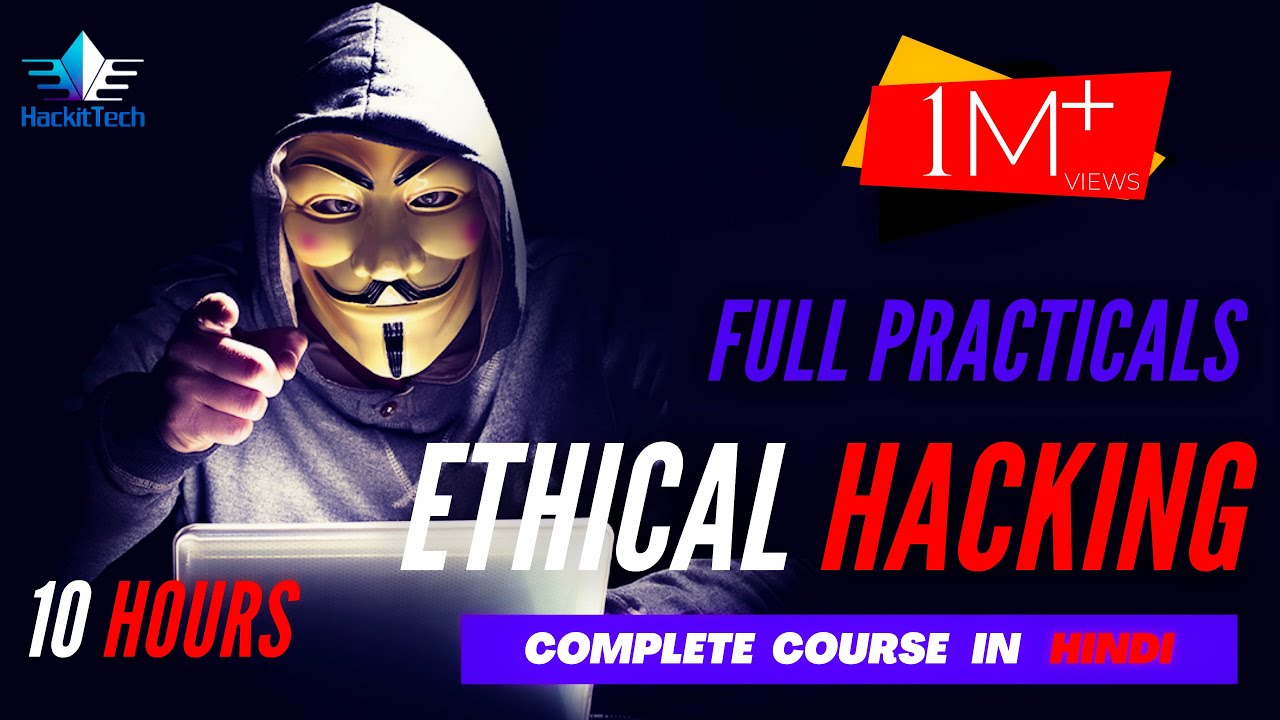 Download Ethical Hacking Full Course - Learn Ethical Hacking in 10 Hours 🔥[hindi] | Ethical Hacking Tutorial