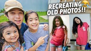 Baixar RECREATING OUR OLD PHOTOS!! (Hilarious!!) | Ranz and Niana