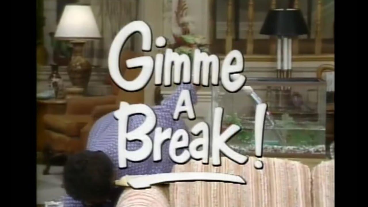 TV Theme Songs: Gimme a Break