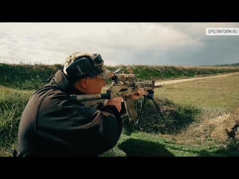 Kalashnikov RPK-16 light machine gun (Russia)