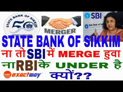 why State Bank of Sikkim is not regulated by RBI | Banking Regulation Act 1949 in Hindi | SBI PO 218