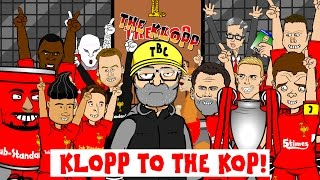 RODGERS OUT Klopp to the Kop Liverpool get their new manager Parody cartoon song